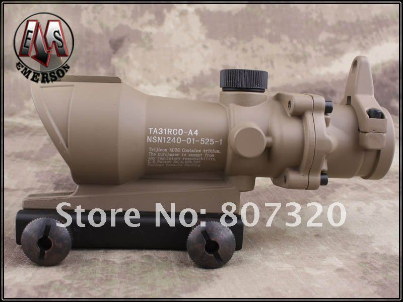 ACOG TA31 RCO 4X32 scope TAN(GL4X32C-TAN) Free shipping