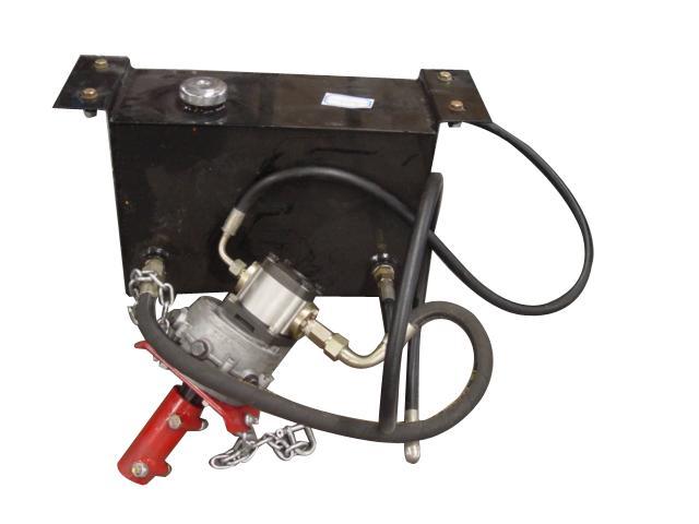Pto hydraulische pomp
