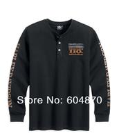 Мужская футболка Men's 110th Anniversary Long Sleeve Henley 96453-13VM