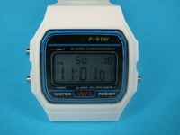 Наручные часы KT126 Brand New Design Multi Digital Display Wrist Watch White Rubber Band! Fashion Wristwatch Hot Factory Price