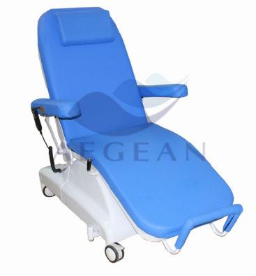 Ag xd301 h pital lectrique r glable chaise de massage chaises en m tal id de - Chaise de massage electrique ...
