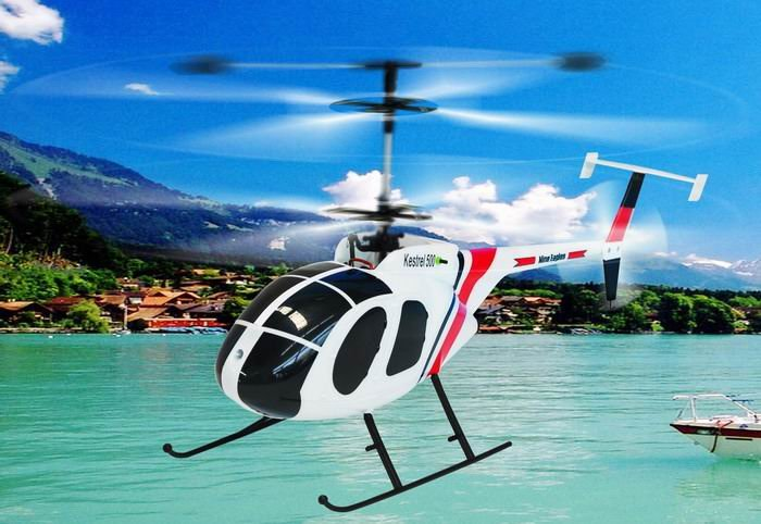 Nine Eagles 208A RC Helicopter
