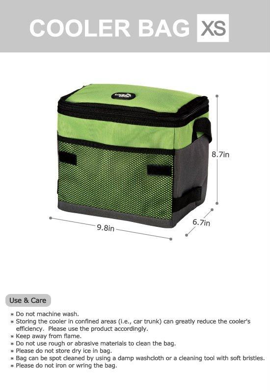 2013 Foldable Cooler Bag