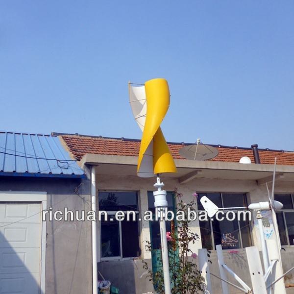 50KW vertical wind generator,small wind generator,china