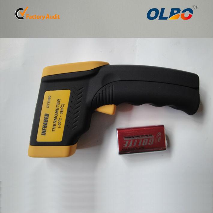 Handheld digital electrical infrared thermometer gun DT-8380