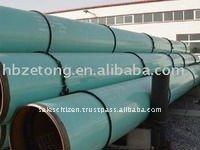tubular steel piles