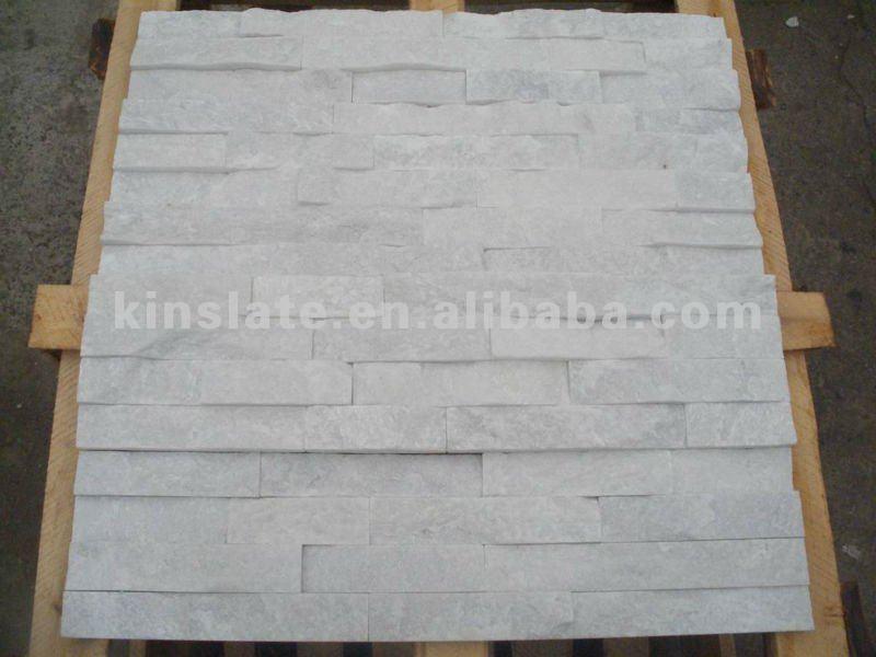 Steinwand Quarzit Weiß : Home Depot Brick Veneer Panels