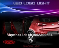 High power LADA Car logo with Name Projection lamp Welcoming lignt Free Shipping