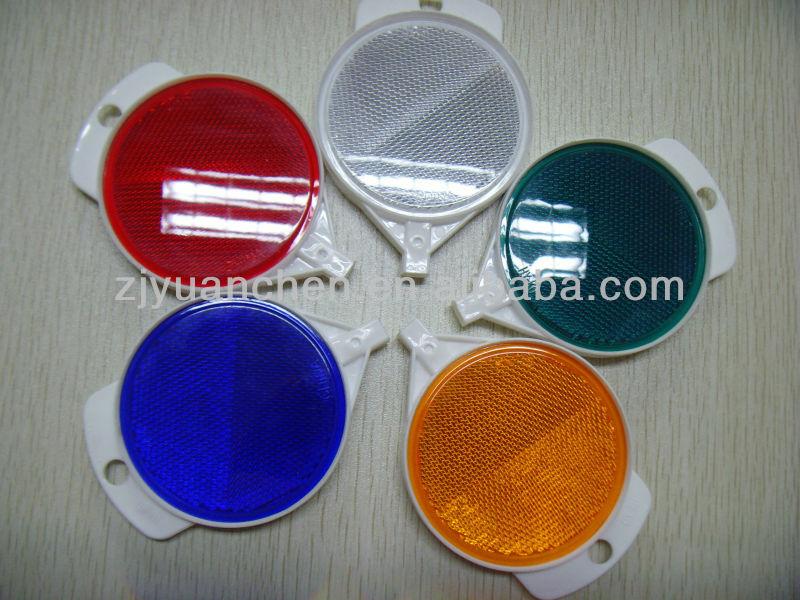 custom plastic reflector
