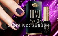 Free Free Shipping CCO THE NAIL SHOP UV/LED Gel Polish (12 colors +1 free base gel +1 free top gel)