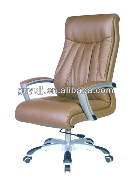Y-2875 Modern swivel lifting leather manager office chair/ office furniture