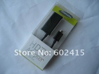 sample  MHL Micro USB to HDMI Cable HDTV Adapter for Samsung Galaxy S2 i9100