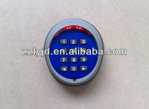 battery operated garage door opener