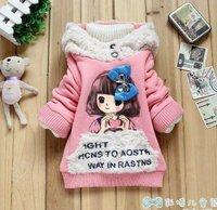 Кофта для девочки Autumn children's coat, baby's hoodies, girl's hoodies kids' coats CBR-H-T235