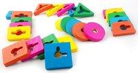 Лего и блоки кокосовая DIY пять блоков набор столбцов