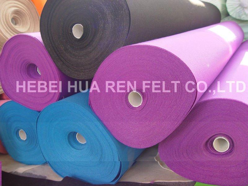 Polyester felt fabric manufacturer