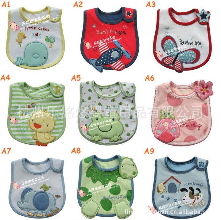 new high quality best sellers baby bib infant feeding b