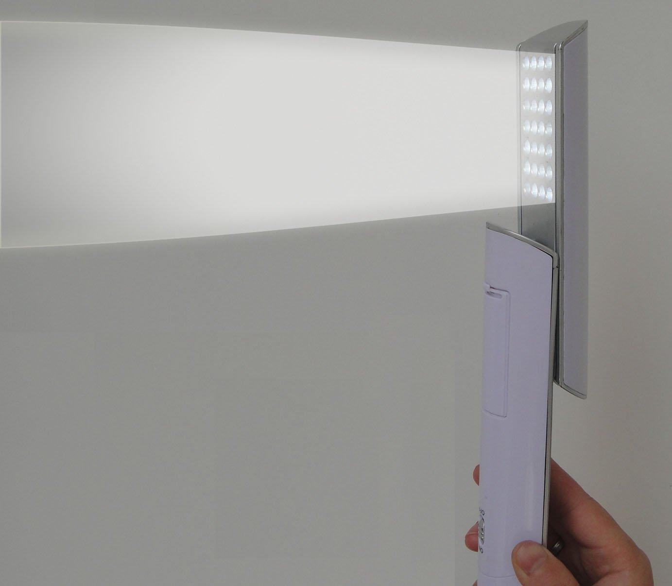 2-in-1 Portable Dry battery LED Desk Light