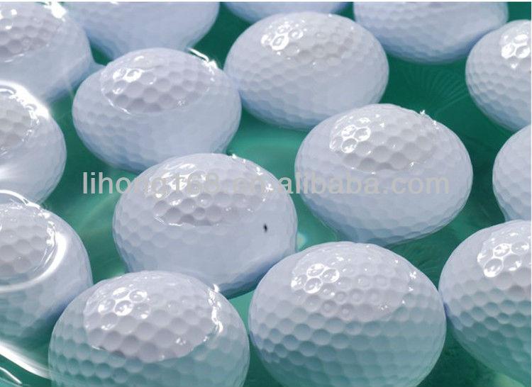 wholesale high quality 3 piece sports golf ball