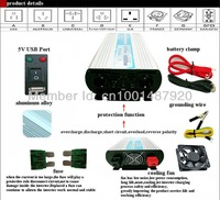 2014 New Off Grid Inverter/pure Sine Wave Auto Power Inverter 2kw