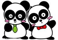 Мужская толстовка Panda PP ! /4