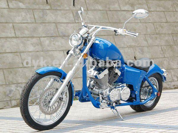 250cc Motorbike Chopper Style