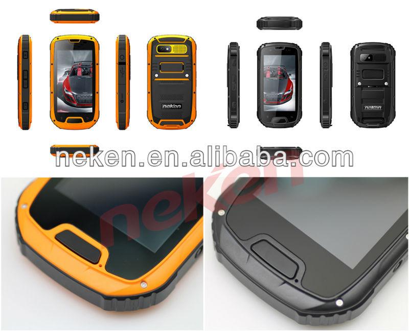 waterproof floating mobile phone S09 IP68 rugged phone