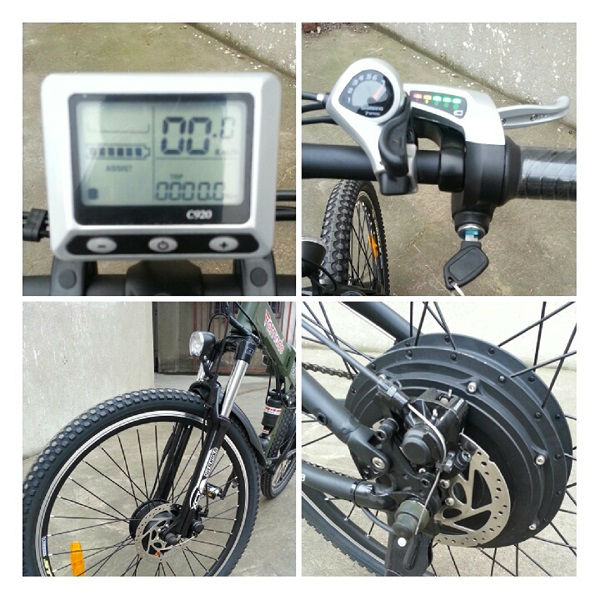 high quality 36V Newest e-cycle with EN15194
