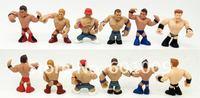 Фигурки главных героев и персонажей WWE
