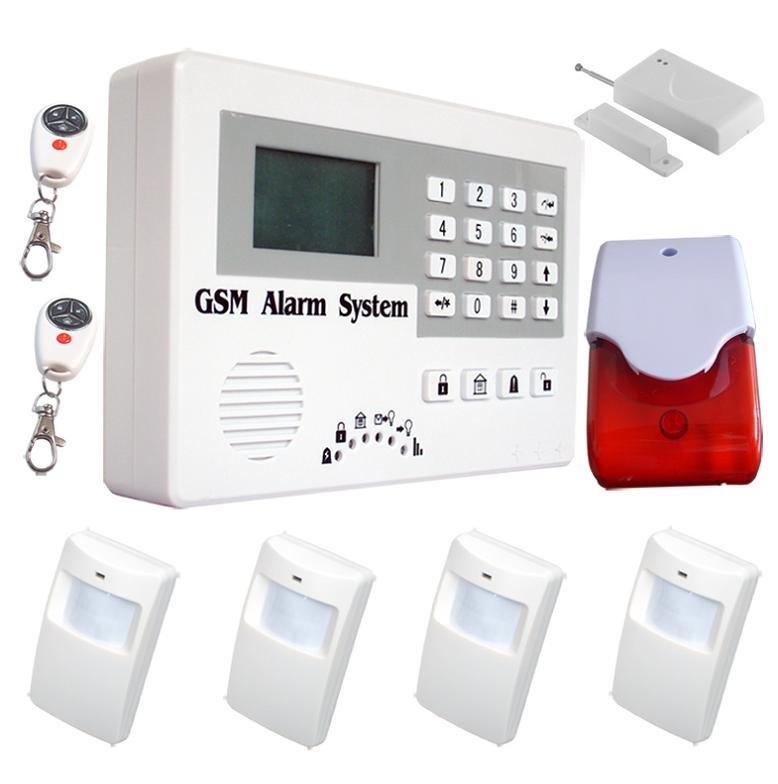 GSM Sistema de alarma inteligente,Inteligente sistema de alarma,Inteligente de alarma,GSM Control Remoto,GSM Sistema de Control