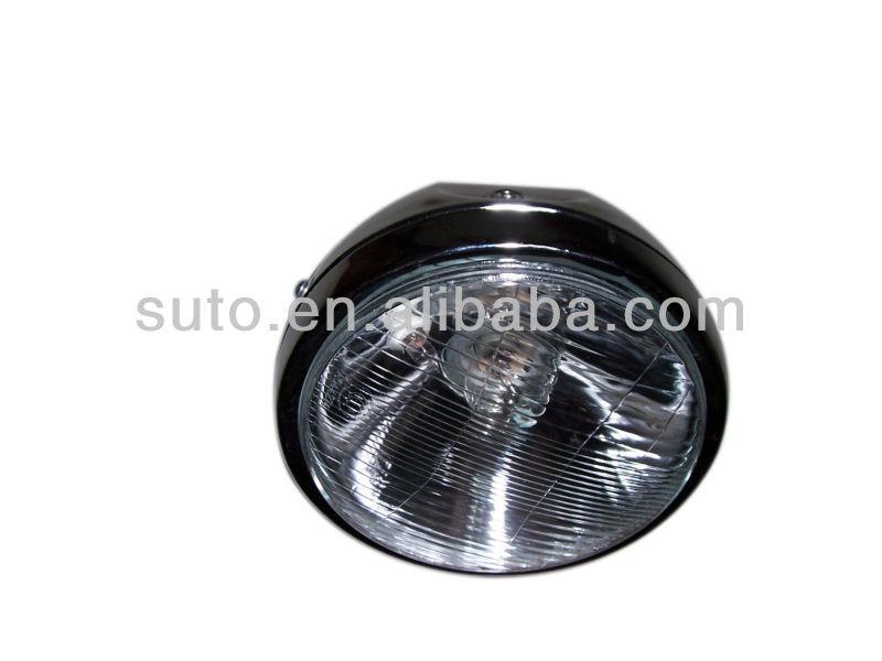 Motorcycle Parts Head Light AX100