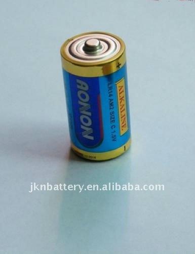 Alkaline battery LR14 battery C 1.5V dry battery