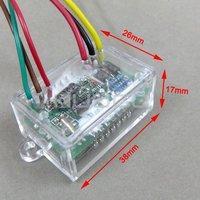 Панельный прибор для мотоциклов Car Clock 100 /lcd DC 9/15 #090767