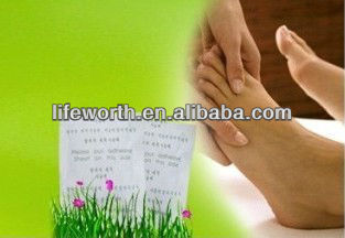 Hot selling products Blood pressure lowering foot patch