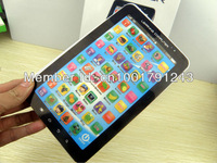 Обучающий компьютер для детей New Samsung Y Pad toys English Learning Machine, Y Pad Series English tablet P1000 educational toys, 50PCS/Lot