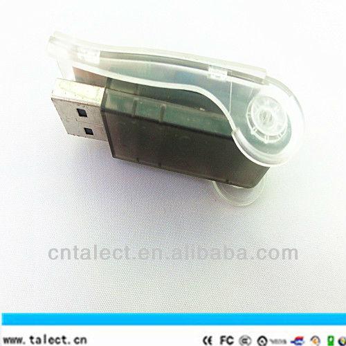plastic usb flash drive blank 2gb usb flash drive Medical USB Flash/Capsule USB/USB Plastic Enclosure