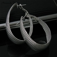 Серьги висячие GSSPE038, classic silver earrings, hight quality, fashion jewelry, elegant women, antiallergic, factory price