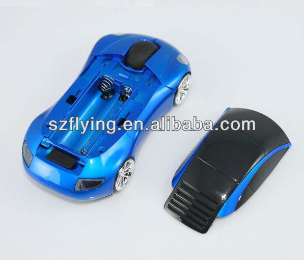 cheap wireless accessories for Car shape 3d mini computer mouse