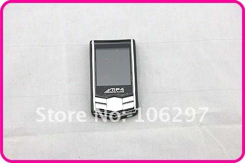 New 8GB 1.8inch slim LCD mp3 mp4 player+ FM Radio E-Booking Reading+ free shipping+ Gift