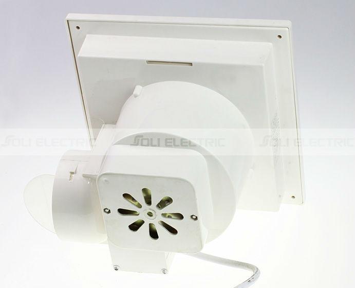 Smoking Room Exhaust Fan