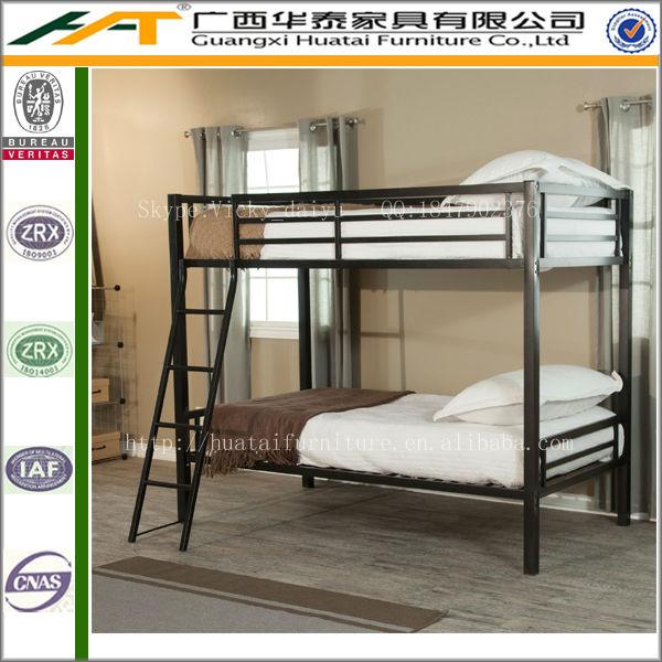 enfants lits superpos s avec escaliers acier bunk bed ventes en fer forg lit superpos en ligne. Black Bedroom Furniture Sets. Home Design Ideas