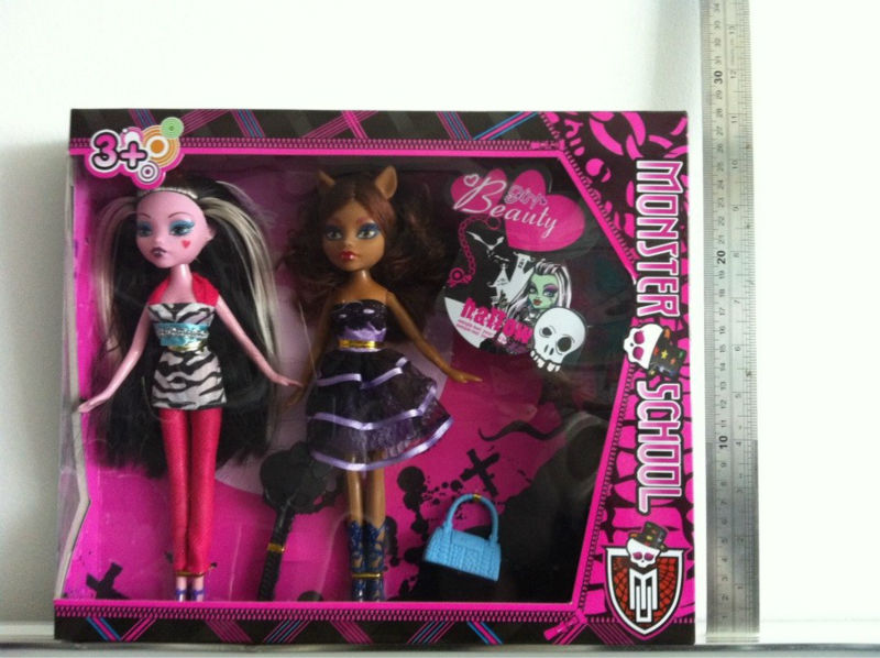 monster high is best christmas gifts 2012 for children