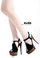 Туфли на высоком каблуке Kvoll high heel mesh platform pumps sandals, sexy sandals, Party sandals on hot sales