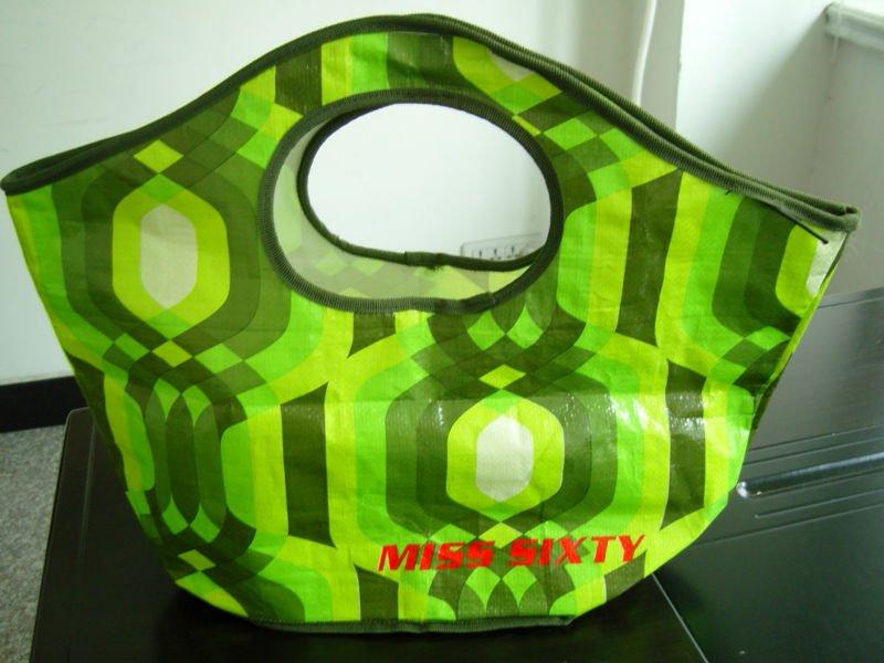 2012 Beautiful Shopping Bags,PP drawstring bag