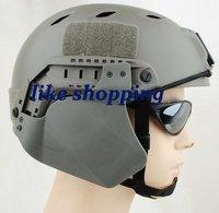 Side Cover for Helmet arc Rail Green