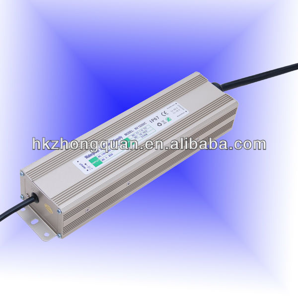 2013 China supplier water-proof LED power supply 60W