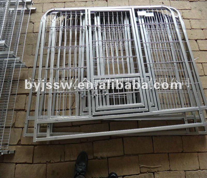 Strong Stainless Steel Dog Cage Price