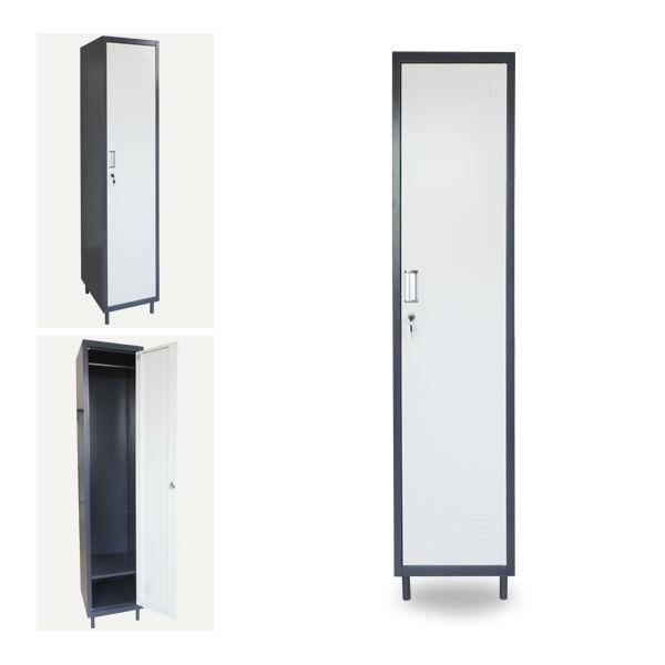 Colorful Single Door Steel Worker Locker/slide Door File ...