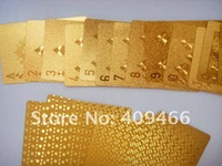 hot stamping foil cards and poker with free shipping and very low price in top quality material