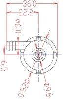 Насос High quality Brushless DC mini water pump for Coffee machine